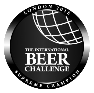 The International Beer Chalange 2018 Supreme Champion für ABK Aktienbrauerei